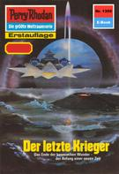 Ernst Vlcek: Perry Rhodan 1359: Der letzte Krieger ★★★★