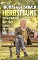 Thomas Gottschalk: Herbstbunt ★★★