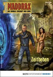 Maddrax 500 - Science-Fiction-Serie - Zeitbeben