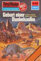 Ernst Vlcek: Perry Rhodan 940: Geburt einer Dunkelwolke ★★★★