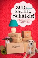 Elisabeth Kabatek: Zur Sache, Schätzle! ★★★★