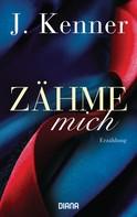 J. Kenner: Zähme mich (Stark Friends Novella 1) ★★★★