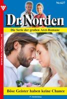 Patricia Vandenberg: Dr. Norden 627 – Arztroman ★★★★