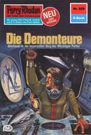 William Voltz: Perry Rhodan 929: Die Demonteure ★★★★★