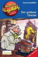Ursel Scheffler: Kommissar Kugelblitz 10. Der goldene Drache ★★★★