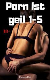 Porn ist geil 1-5 - 25 heiße Sexgeschichten