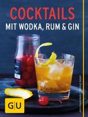 Cocktails mit Wodka, Rum und Gin - 15 Lieblingsgetränke zum Selbermixen