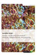 Geraldine Strutz: Analyse von Kundenzufriedenheit. Methodik, Vorgehensweise, Durchführung ★★★