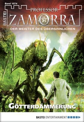 Professor Zamorra - Folge 1074