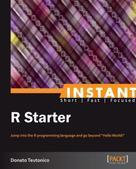 Donato Teutonico: Instant R Starter