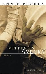 Mitten in Amerika - Roman