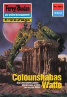 Ernst Vlcek: Perry Rhodan 1621: Colounshabas Waffe ★★★★★