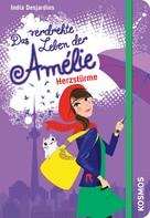 India Desjardins: Das verdrehte Leben der Amélie, 7, Herzstürme ★★★★★