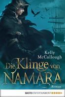 Kelly McCullough: Die Klinge von Namara ★★★★