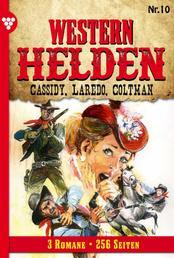 Western Helden Band 10 – Erotik Western - Caddidy, Laredo, Coltman, Teil 2