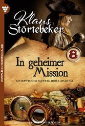 Klaus Störtebeker 8 – Abenteuerroman - In geheimer Mission