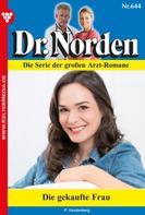 Patricia Vandenberg: Dr. Norden 644 – Arztroman ★★★★