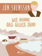 Jón Svensson: Wie Nonni das Glück fand