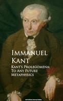 Immanuel Kant: Kant's Prolegomena