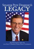 Vicki Taggart: Senator Pete Domenici's Legacy 2010