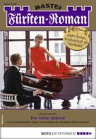 Diana Laurent: Fürsten-Roman 2544 - Adelsroman