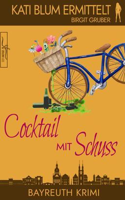 Cocktail mit Schuss