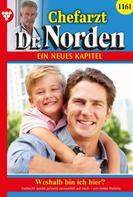 Patricia Vandenberg: Chefarzt Dr. Norden 1161 – Arztroman