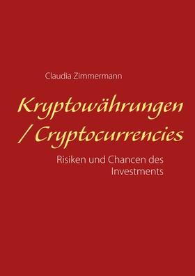 Kryptowährungen / Cryptocurrencies