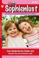 Aliza Korten: Sophienlust 201 – Familienroman ★★★★★