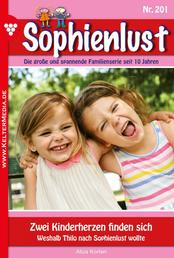 Sophienlust 201 – Familienroman - Zwei Kinderherzen finden sich