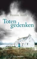 Rennie Airth: Totengedenken ★★★★
