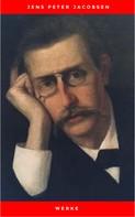 Jens Peter Jacobsen: Werke