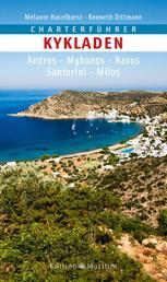 Charterführer Kykladen - Andros - Mykonos - Naxos - Santorin - Milos