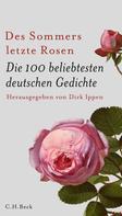 Dirk Ippen: Des Sommers letzte Rosen ★★★★