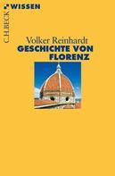 Volker Reinhardt: Geschichte von Florenz ★★★★★