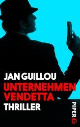 Unternehmen Vendetta - Ein Coq-Rouge-Thriller