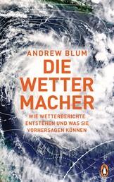 Die Wettermacher - Wie Wetterberichte entstehen und was sie vorhersagen können