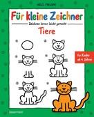 Nico Fauser: Für kleine Zeichner - Tiere ★★★★