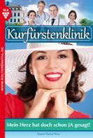 Nina Kayser-Darius: Kurfürstenklinik 6 – Arztroman ★★★★★