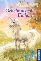 Linda Chapman: Sternenschweif, 20, Geheimnisvolles Einhorn ★★★★