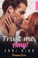 Anni Ninn: Trust me, Amy! ★★★★