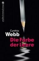 Cynthia Webb: Die Farbe der Leere ★★★★