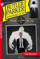 Günter Dönges: Butler Parker 114 – Kriminalroman ★★★★