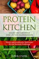 Robin Sturm: Protein Kitchen ★
