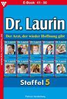 Patricia Vandenberg: Dr. Laurin Staffel 5 – Arztroman ★★★★