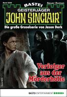 Jason Dark: John Sinclair 2068 - Horror-Serie