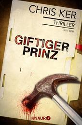 Giftiger Prinz - Kriminalroman