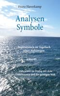Franz Haverkamp: Analysen - Symbole