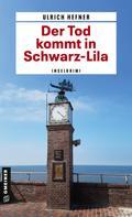 Ulrich Hefner: Der Tod kommt in Schwarz-Lila ★★★★