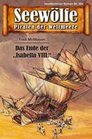 Fred McMason: Seewölfe - Piraten der Weltmeere 260 ★★★★★